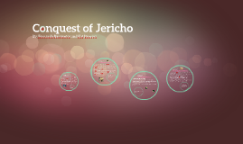 The Conquest of Jericho