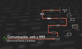 Copy of Comunicación, Web y RRS