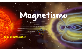 Copy of Magnetismo