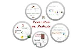 Conceptos de Medición