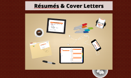 Résumés & Cover Letters