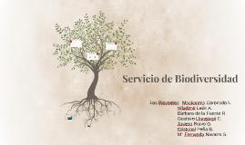 Servicio de Biodiversidad