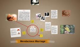 Mendacious Marriage