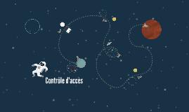 Copy of Contrôle acces - revue 1