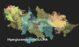 Hiperglucemia--->INSULINA