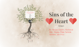Sins of the Heart