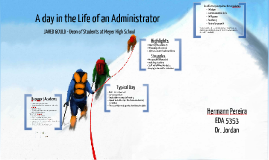 Copy of A Day in the Life of an Administrator