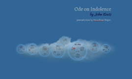 Ode on Indolence