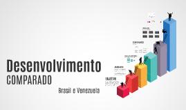 Desenvolvimento comparado: Brasil e Venezuela