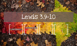 lewis 3.9-10
