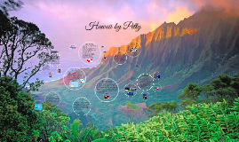 Hawaii by: Petty
