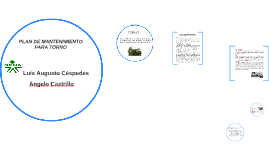 Copy of PLAN DE MANTENIMIENTO PARA TORNO