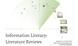 Information Literacy: