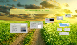 Environmental Issues in Europe Unit Plan
