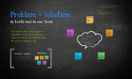 Problem + Solution