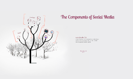 The Components of Social Media