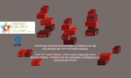 Copy of AÇÕES DE LETRAMENTOS PARA A FORMAÇÃO DE DOCENTES DE LÍNGUA P