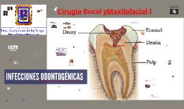 Copy of INFECCIONES ODONTOGÉNICAS