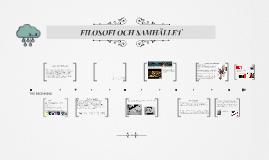 Copy of FILOSOFI OCH SAMHÄLLE