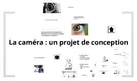 Projet : la caméra
