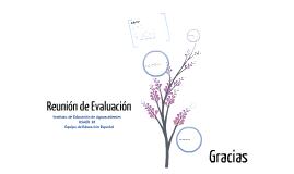 Reunion de evaluacion