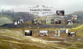 Fotografía y Política