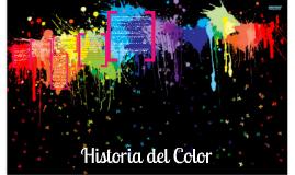 Copy of Historia del Color