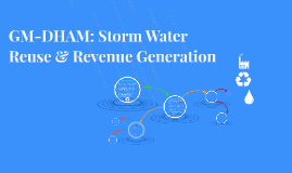 GM-DHAM: Storm Water Reuse & Revenue Generation
