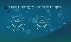 Copy of Curso Liderazgo y Gestión de Equipos