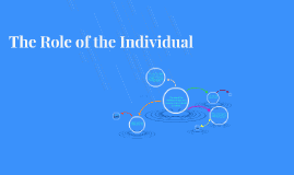 The Role of the Individual