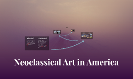 Neoclassical Art in America