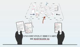 Copy of LINEAMIENTOS CURRICULARES DE MATEMATICAS