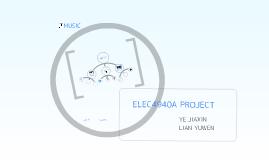 ELEC4940a Project