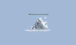 ABC book of earth science