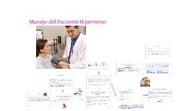 Manejo del Paciente Hipertenso