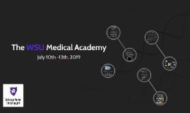 Copy of Medical Academy