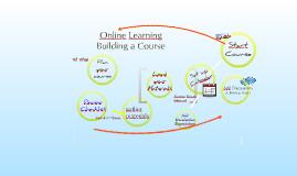 Building Online Courses