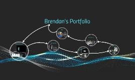 Brendan Portfolio