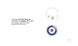 Copy of Español 2- Capítulo: 5B y 6B