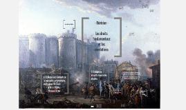 - Révision - Les droits fondamentaux et les révolutions -