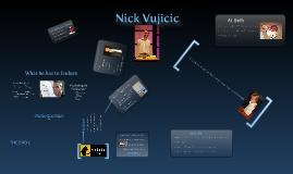Nick Vujicic - Summative Part 3