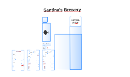 Layout Santina brewery