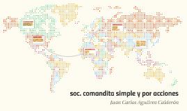 SOCIEDAD DE COMANDITA SIMPLE