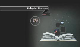 Malaysian  Literature
