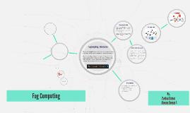 Copy of Fog Computing