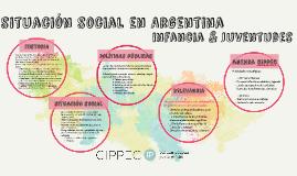 PS en Argentina - Foco en infancia y jóvenes