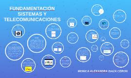 FUNDAMENTACIÓN SISTEMAS Y TELECOMUNICACIONES