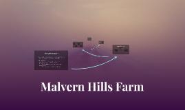 Malvern Hills Farm