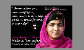 Tema 5 - Malala