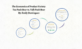The Economics of Product Variety: